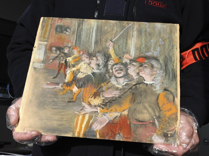 Found Treasure: A Missing Degas!